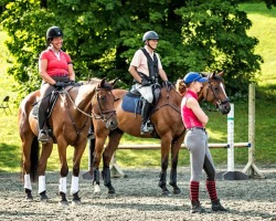 GMHA Festival of Eventing Clinic